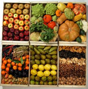 La diversité alimentaire est dans les produits naturels