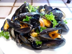 moules rougail