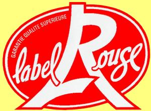 signe de qualité Label rouge