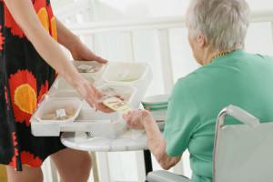 personnes âgées alimentation