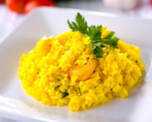 riz en rizotto