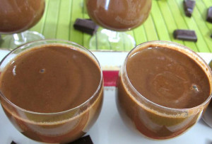 crèmes chocolat