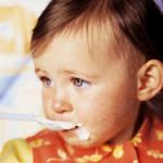 alimentation et bébés