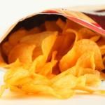 calories vides chips