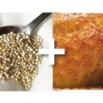quinoa et poulet