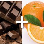 Crémeux au chocolat et marmelade d'oranges
