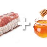 Rôti de porc au cumin et miel