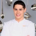 Xavier Koenig, très jeune Top Chef