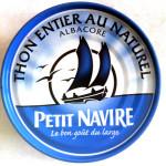 thon marque Petit Navire