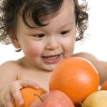fruits enfants découverte