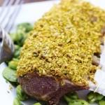 agneeau pistache wasabi