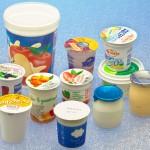 yaourt et yaourt concentre
