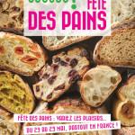 Fête des pains du 21 au 30 mai