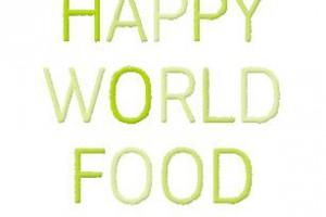 Happy World Food, le monde en 80 recettes