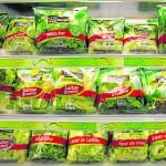 Sachet salade