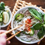 bouillon pho vietnamien